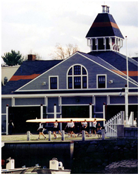 William G. Saltonstall Boathouse